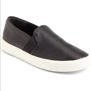 Vince slip on sneakers leather 5.5